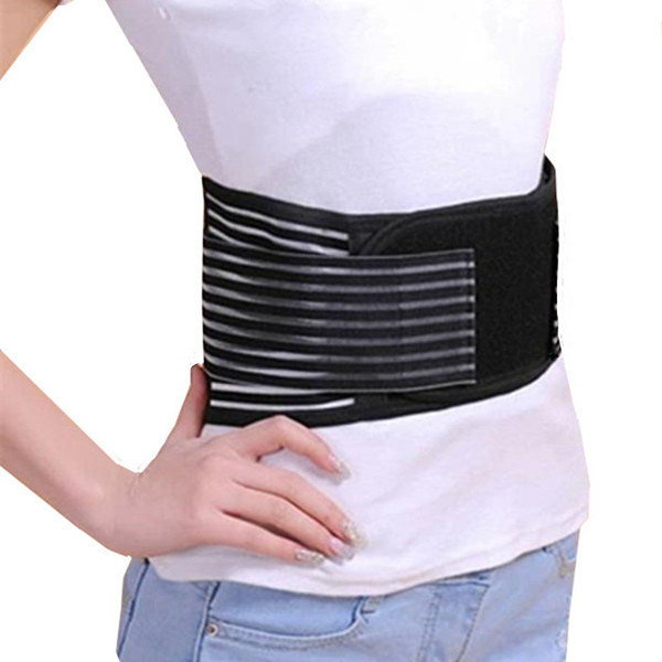 self-Heating tourmaline Back Support for back pain