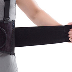 Back Support Brace for Heavy Lifting