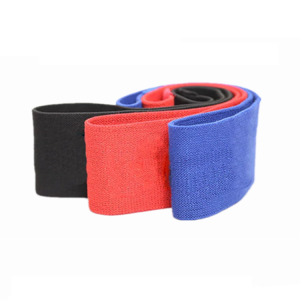 color customizable 13,15,17 inch resistance band with factory price