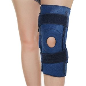 Meniscus hinges Knee support Brace