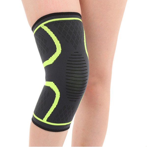 cheacp yellow M size Knee Sleeves for Running